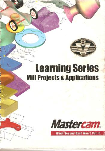 كتاب Learning Series - Mill Projects & Applications Mastercam  L_s_m_10