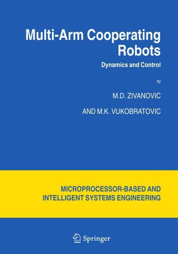كتاب Multi-Arm Cooperating Robots - Dynamics and Control  M_a_c_12