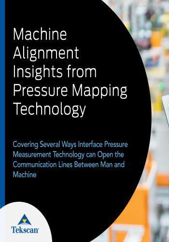 كتيب بعنوان Machine Alignment Insights from Pressure Mapping Technology  M_a_i_10