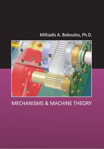 كتاب Mechanisms and Machine Theory  M_a_m_10