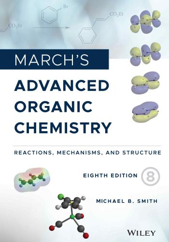 كتاب March's Advanced Organic Chemistry - Reactions, Mechanisms, and Structure  M_a_o_11