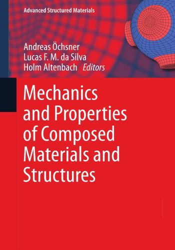 كتاب Mechanics and Properties of Composed Materials and Structures  M_a_p_11