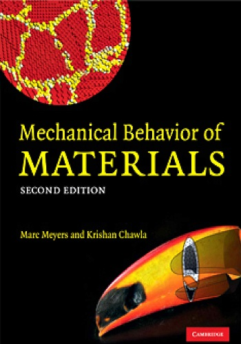 كتاب Mechanical Behavior of Materials  M_b_o_10