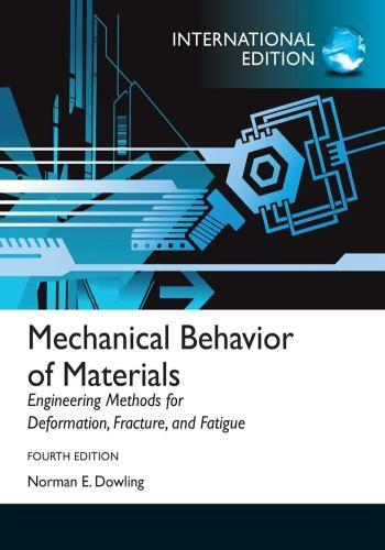 كتاب Mechanical Behavior of Materials M_b_o_11