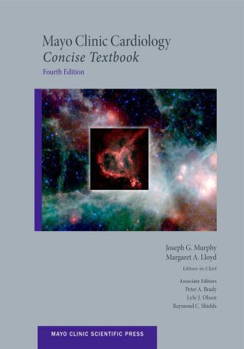 كتاب Mayo Clinic Cardiology - Concise Textbook  M_c_c_10
