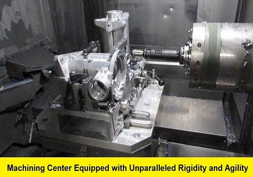 بحث بعنوان Machining Center Equipped with Unparalleled Rigidity and Agility NHX6300  M_c_e_10