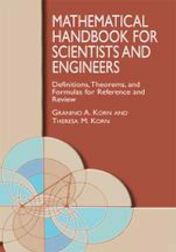 كتاب Mathematical Handbook for Scientists and Engineers M_c_h_10
