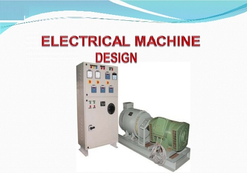 محاضرات بعنوان Machine Design - Electrical Department   M_d_e_12
