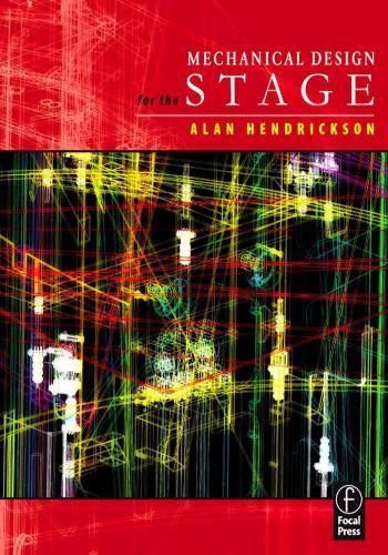 كتاب Mechanical Design for the Stage  M_d_f_11
