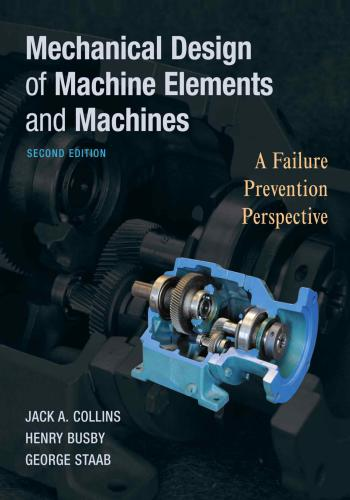 كتاب Mechanical Design of Machine Elements and Machines  M_d_o_11