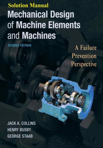 حل كتاب Mechanical Design of Machine Elements and Machines - Solution Manual  M_d_o_12