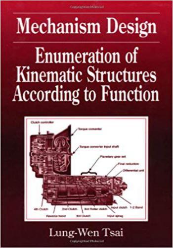 كتاب Mechanism - Design Enumeration of Kinematic Structures According to Function M_d_w_10