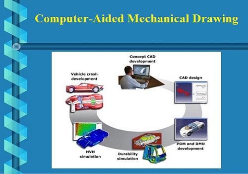 محاضرات بعنوان Computer-Aided Mechanical Drawing 1   M_e_c_11