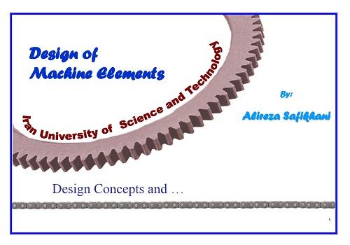 محاضرات بعنوان Design of Machine Elements  M_e_d_11