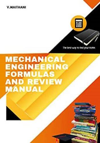 كتاب Mechanical Engineering Formulas and Review Manual M_e_f_10