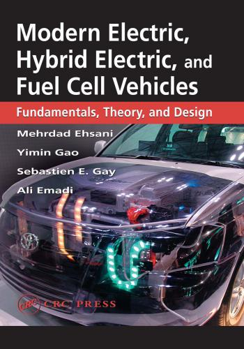 كتاب Modern Electric, Hybrid Electric, and Fuel Cell Vehicles  M_e_h_16