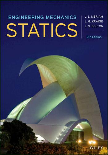 كتاب Engineering Mechanics - Volume 1 - Statics  M_e_m_14