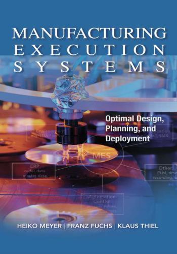 كتاب Manufacturing Execution Systems  M_f_g_10