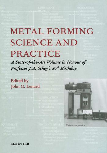 كتاب Metal Forming Science and Practice  M_f_s_11