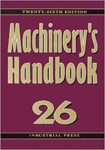كتاب Machinery's Handbook 26th Edition  M_h_2610