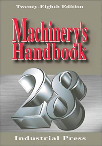 كتاب Machinery's Handbook 28th Edition M_h_2810