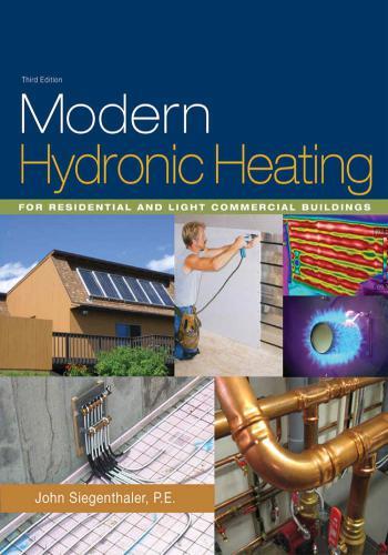 كتاب Modern Hydronic Heating - For Residential and Light Commercial Buildings  M_h_h_10
