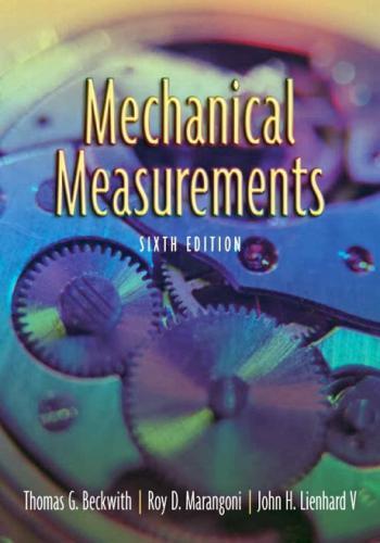 كتاب Mechanical Measurements  M_m_6_11