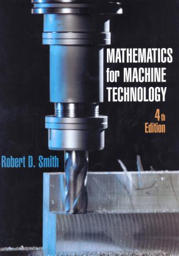 كتاب Mathematics for Machine Technology  M_m_t10