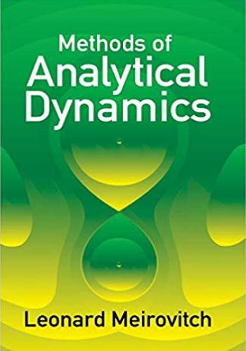كتاب Methods of Analytical Dynamics  M_o_a_10