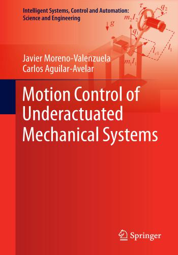 كتاب Motion Control of Underactuated Mechanical Systems  M_o_c_10