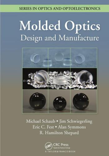 كتاب Molded Optics Design and Manufacture  M_o_d_10
