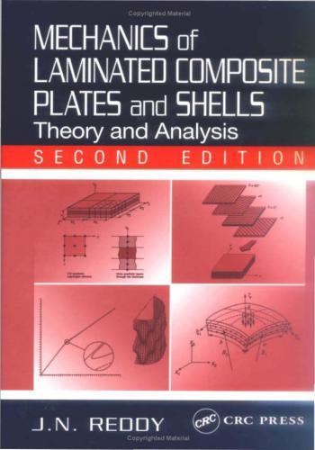كتاب Mechanics of Laminated Composite Plates and Shells - Theory and Analysis  M_o_l_12