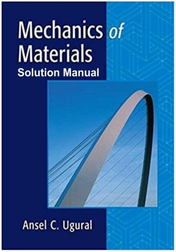 حل كتاب Mechanics of Materials Solution Manual  M_o_m_12