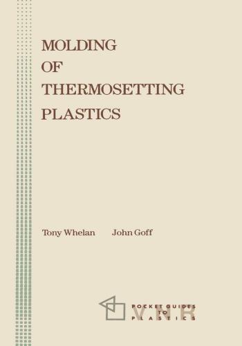 كتاب Molding of Thermosetting Plastics  M_o_t_12