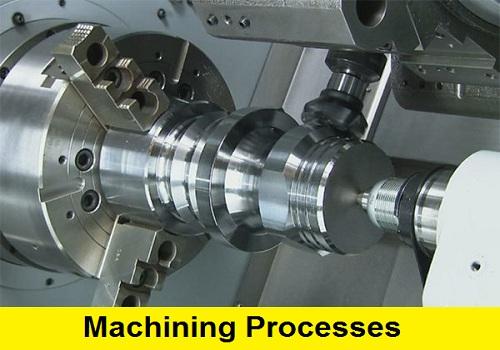 كتيب بعنوان عمليات التشغيل - Machining Processes M_p10