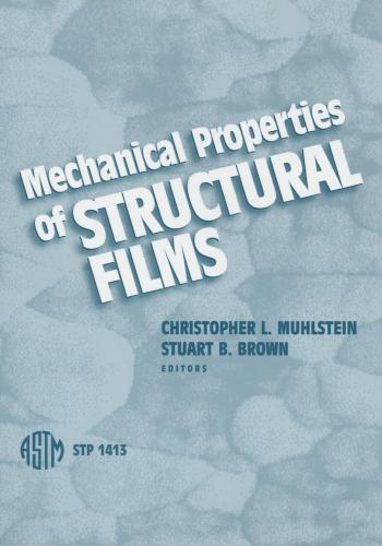 كتاب - كتاب Mechanical Properties of Structural Films  M_p_o_10