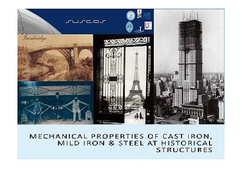 محاضرة بعنوان Mechanical Properties of Cast Iron, Mild Iron & Steel at Historical Structures  M_p_o_11