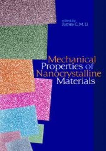 كتاب Mechanical Properties of Nanocrystalline Materials  M_p_o_12