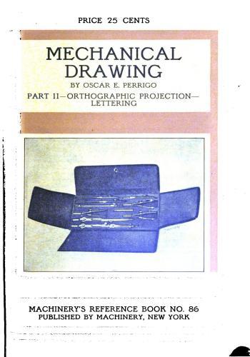 كتاب Mechanical Drawing - Part II   M_r_s107