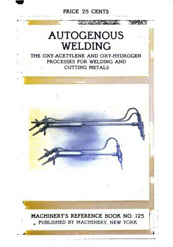 كتاب Autogenous Welding  M_r_s145