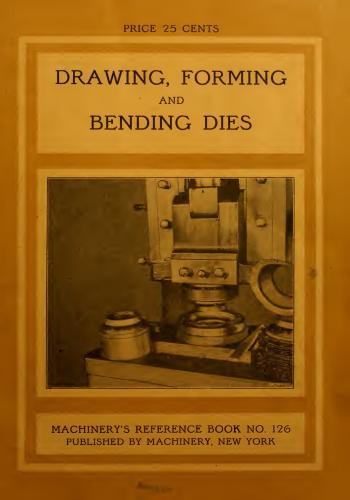 كتاب Drawing, Forming and Bending Dies  M_r_s147
