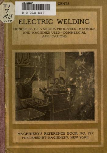 كتاب Electric Welding  M_r_s148