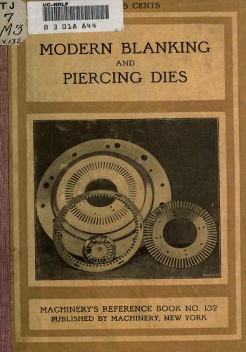 كتاب Modern Blanking and Piercing Dies  M_r_s_18