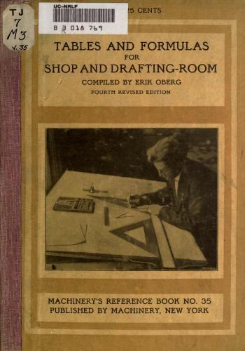 كتاب Tables and Formulas for Shop and Drafting Room  M_r_s_56