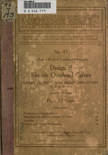 كتاب Design of Electric Overhead Cranes  M_r_s_67