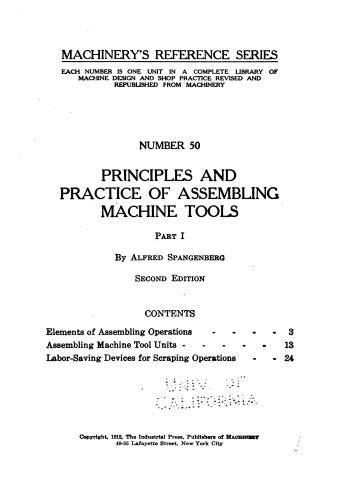 كتاب Principles and Practice of Assembling Machine Tools - Part I  M_r_s_70