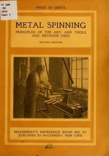 كتاب Metal Spinning M_r_s_78