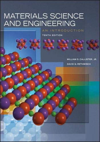 كتاب Materials Science and Engineering - An Introduction  M_s_a_13