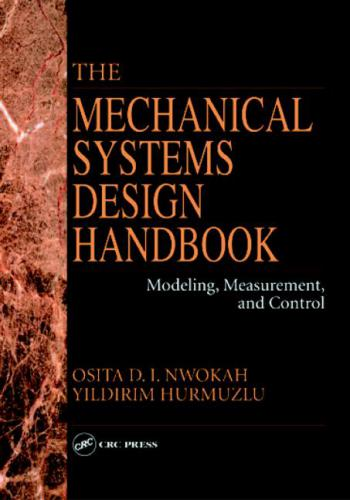 كتاب CRC Press - Mechanical Systems Design Handbook M_s_d_10