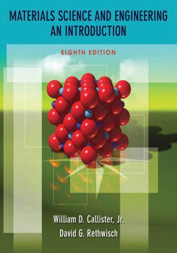 كتاب Materials Science and Engineering - An Introduction  M_s_e_10